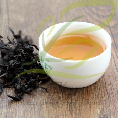 Пиала с чаем ДаХунПао