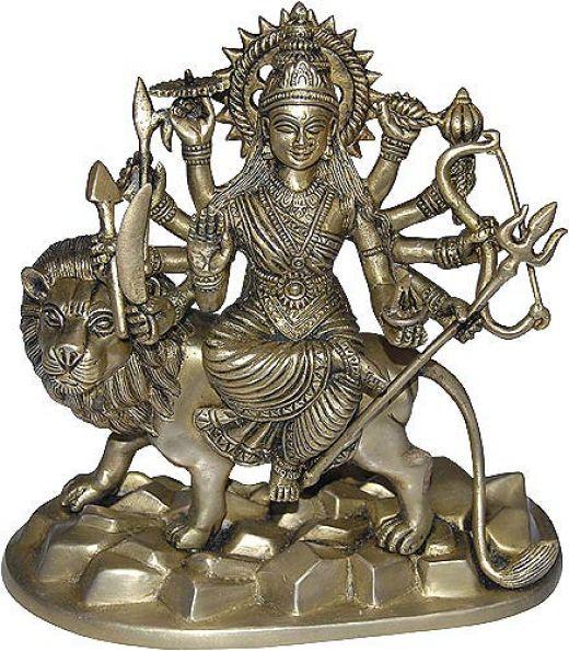 Джай Ма Дурге - богиня воительница и защитница мирового порядка