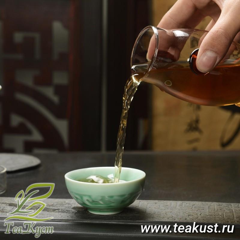 Чай из колбы способен удивить любого