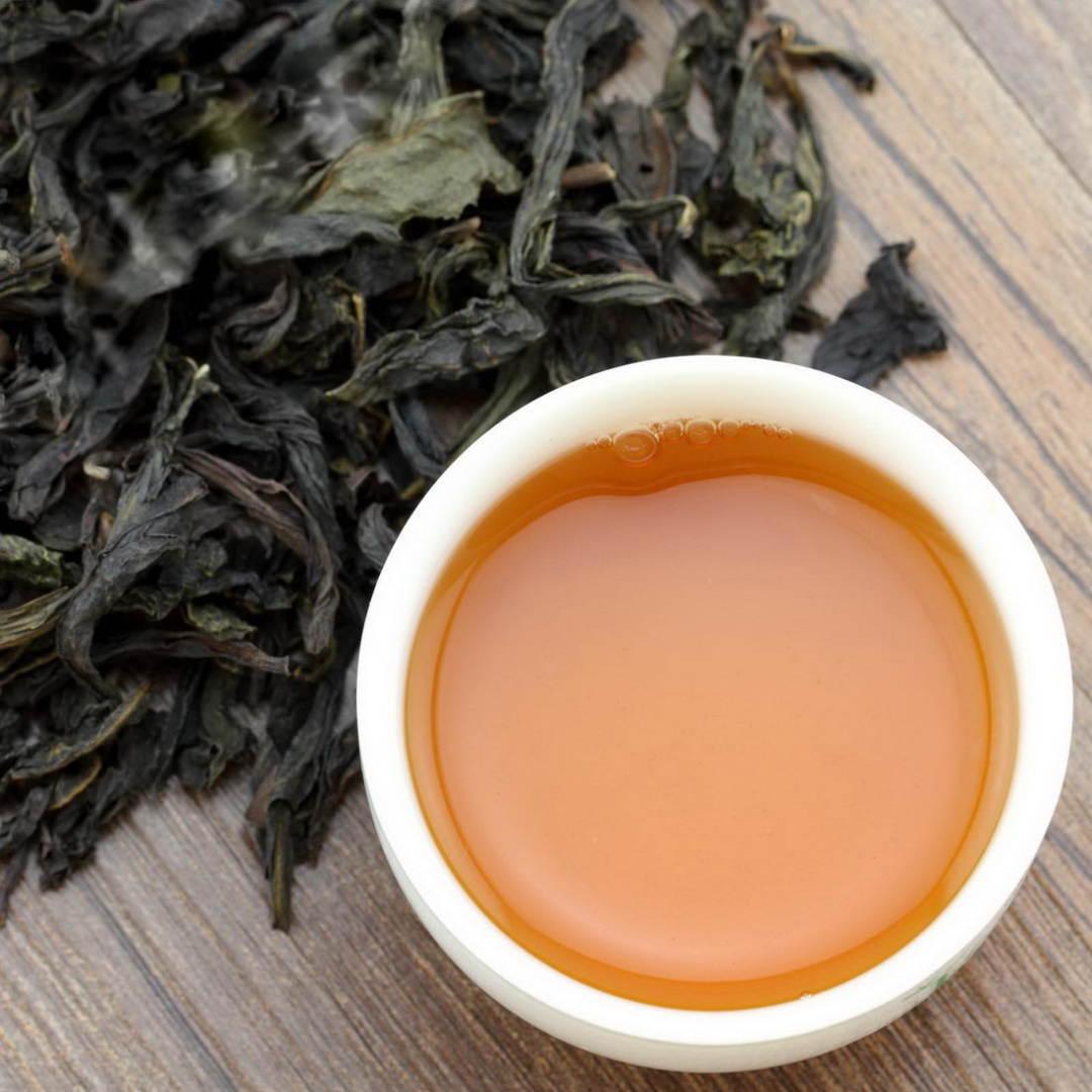 Китайский улун чай «Шуйсянь» (Нарцисс)