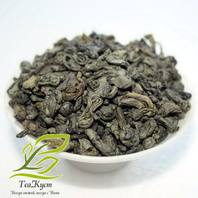 Ганпаудер — Цейлонский Зелёный чай со Шри-Ланки HQ