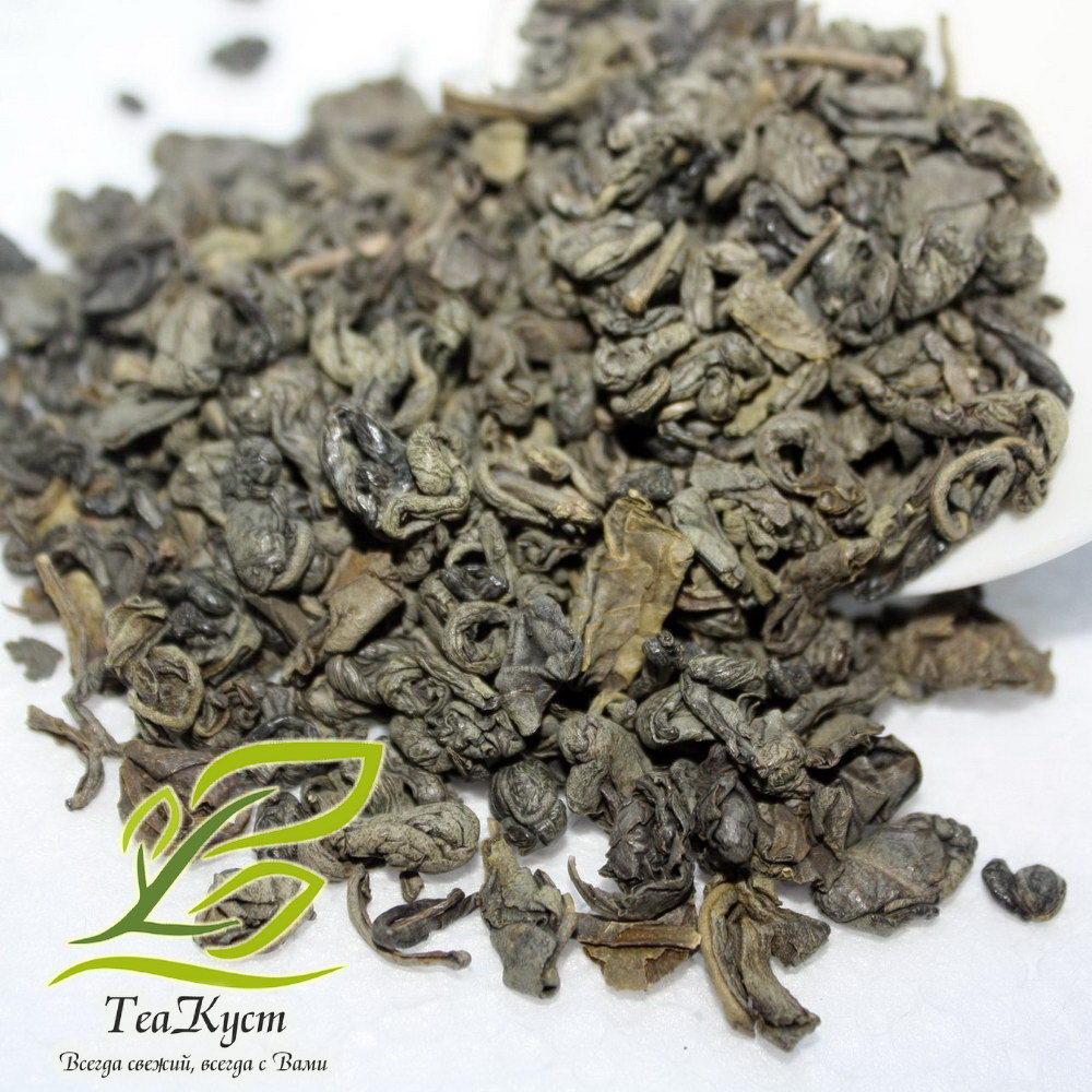 Ганпаудер — Зелёный чай