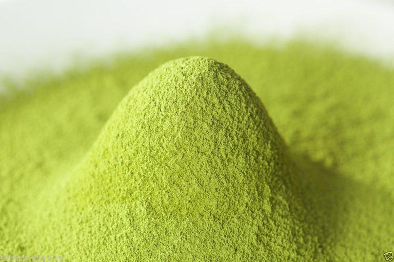 Маття (Матча) — Японский порошковый Зелёный чай Среднее качество