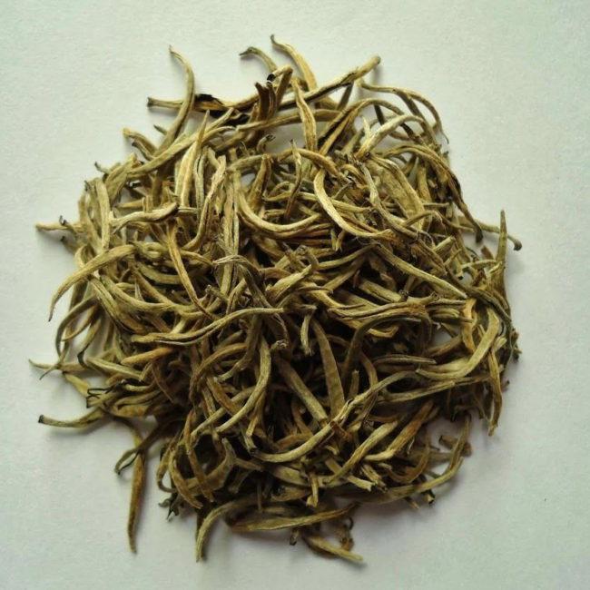 Серебряные типсы - Цейлонский Белый чай со Шри Ланки EQ