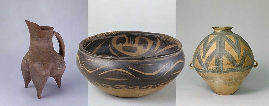 Китайская керамика времён неолита