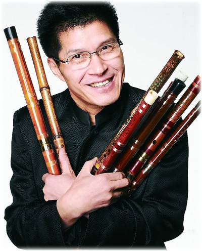 Чайная музыка: Zhang Wei-Liang портрет
