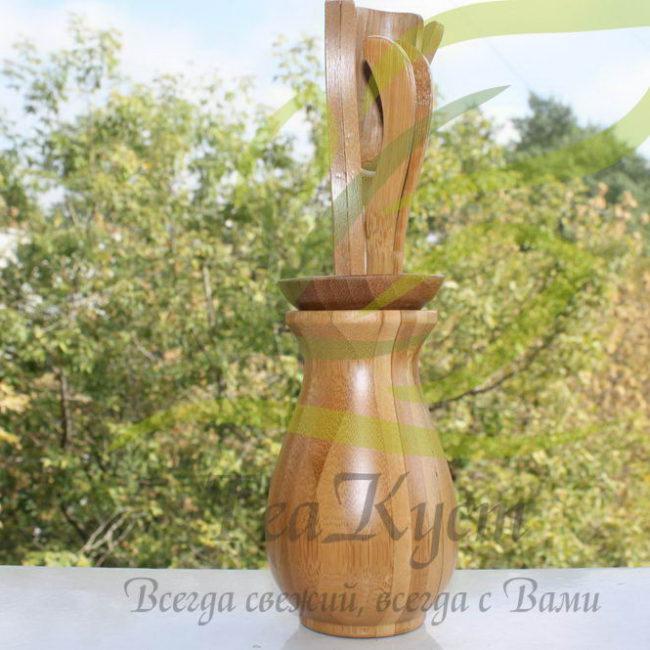 Инструменты для чайной церемонии Ча Дао «Бамубук»