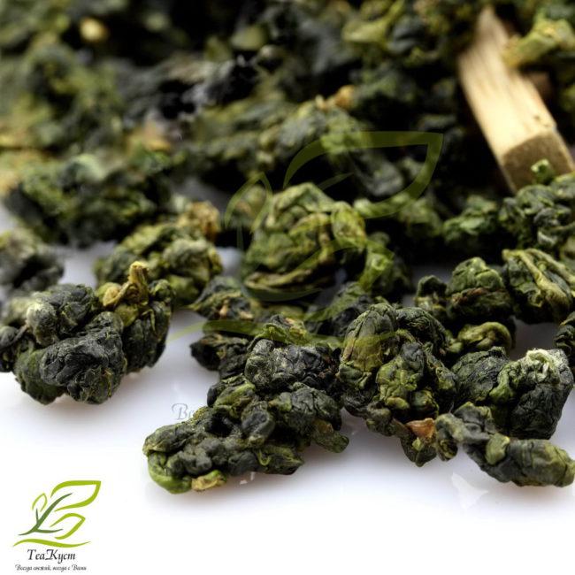 Цзинь Сюань — Молочный Улун (Тайваньский чай)