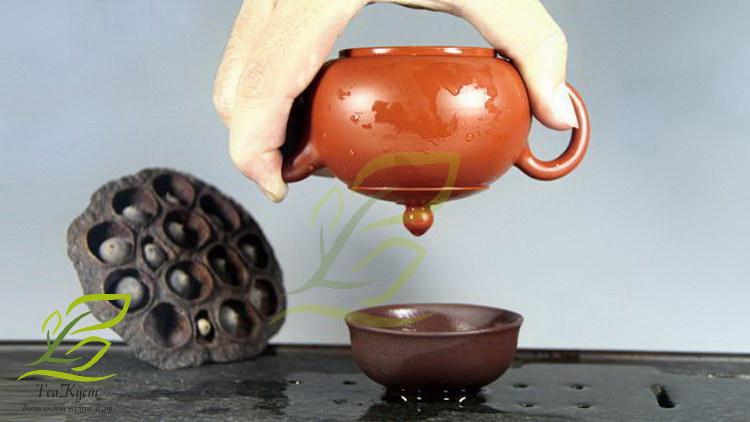 Чайник из иссинской глины «ДзиньДиань КуанШи» 150 мл