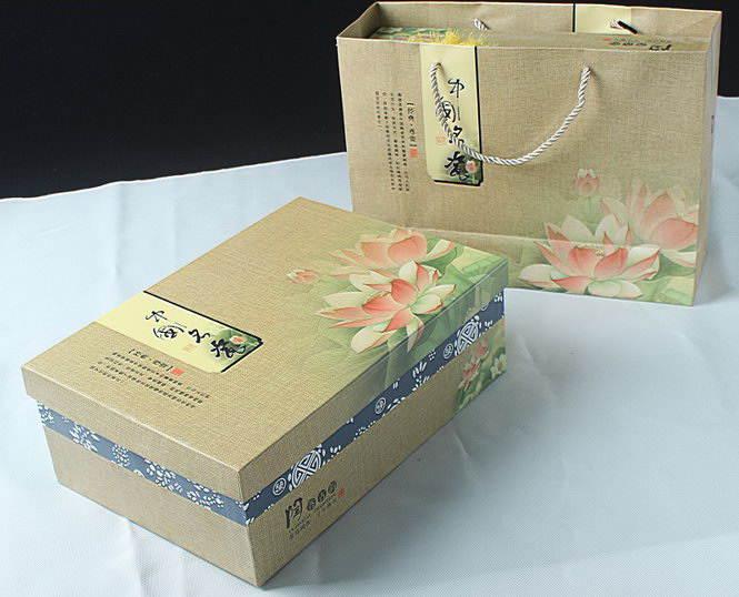Подарочная коробка (Снежная Глазурь)