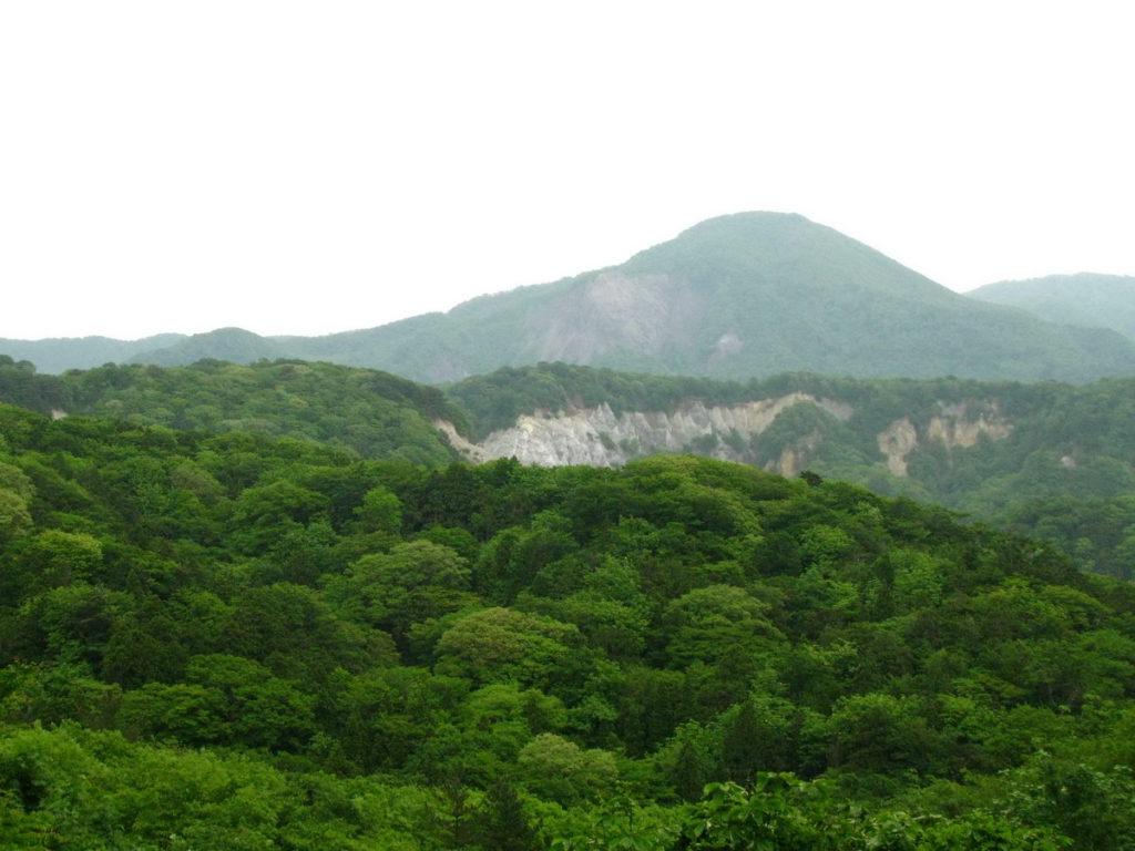 7. Хребет Сираками-Санти (Shirakami Sanchi)