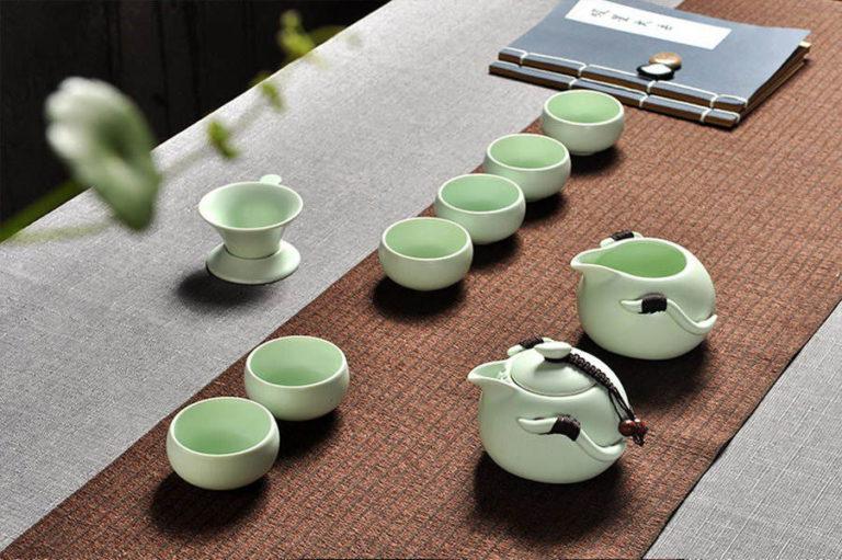 Чайный сервиз «Нефритовый Император»