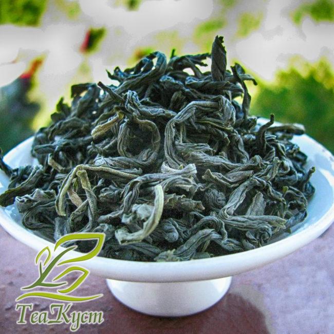 Джунджак - это корейский элитный зеленый чай