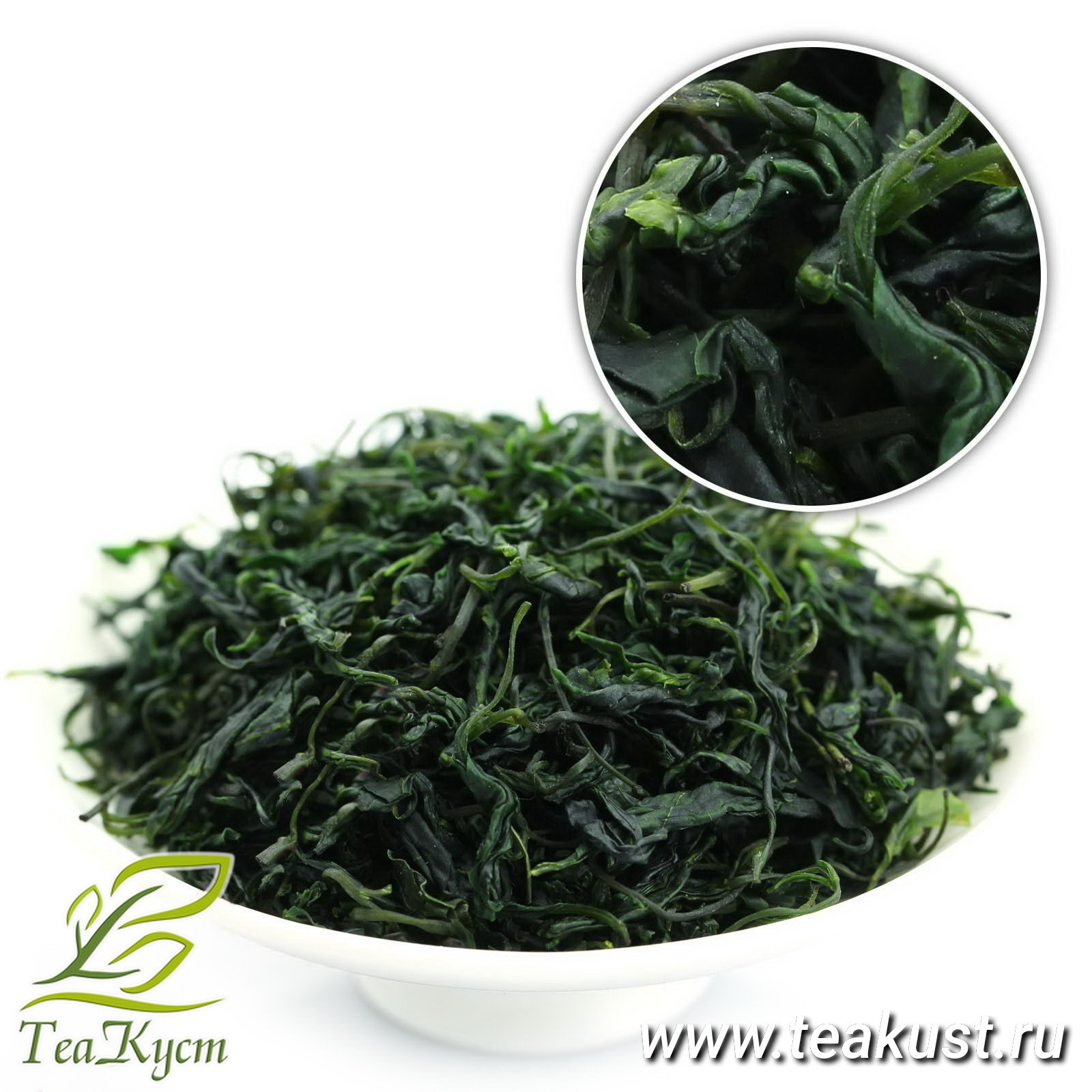 Кудин маленькие листочки - Китайский Травяной чай