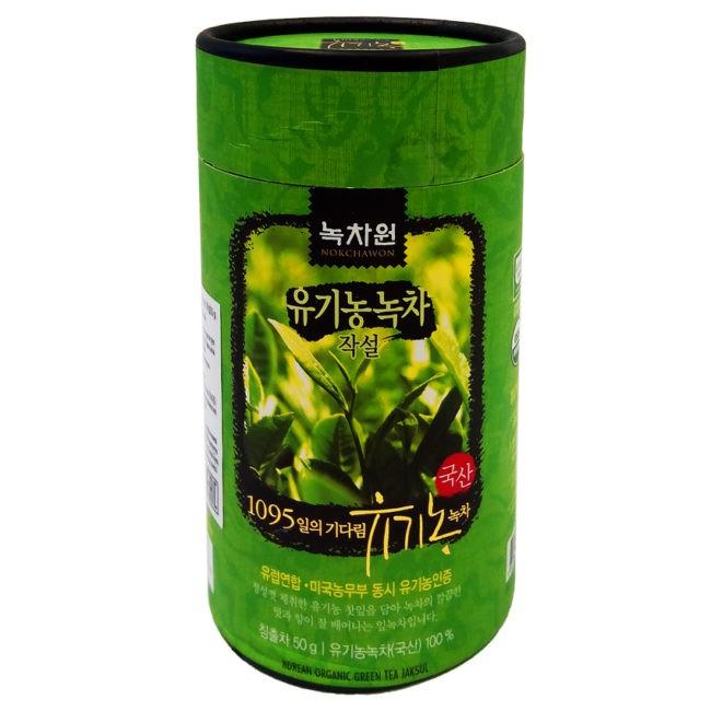 Упаковка ЧакСоль (Седжак) - Корейский Зелёный чай EQ
