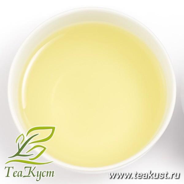 Заваренный настой ЧакСоль (Седжак) - Корейский Зелёный чай EQ