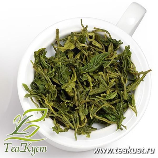 Заваренные листья ЧакСоль (Седжак) - Корейский Зелёный чай EQ