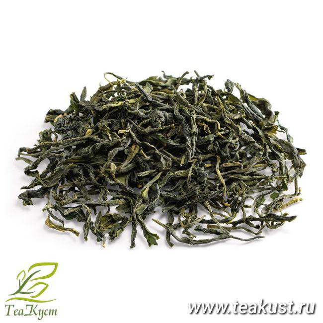 ЧакСоль (Седжак) - Корейский Зелёный чай EQ