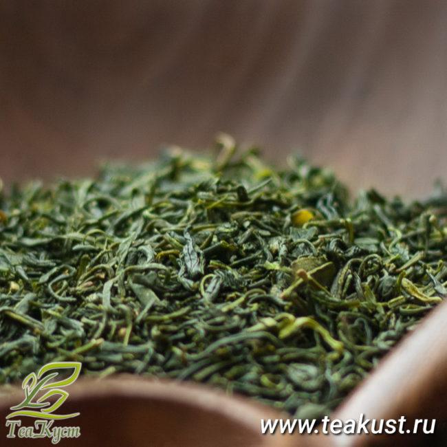 Уджон - это корейский элитный зелёный чай