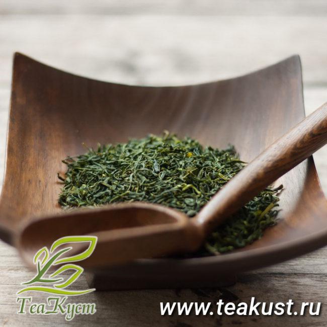 Woojeon - Корейский зелёный чай Уджон элитного качества