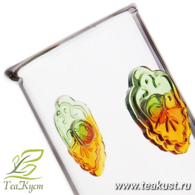 Колба изготовлена из высококачественного жаропрочного стекла