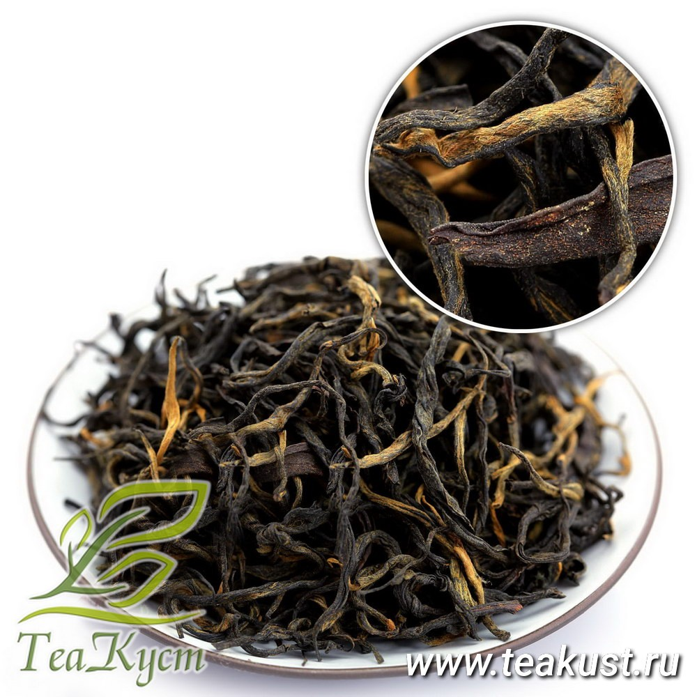 Дянь Хун – Китайский красный чай (HQ)