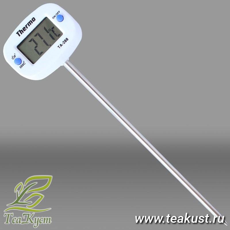 Цифровой термометр Thermo TA-288 для чая и кухни