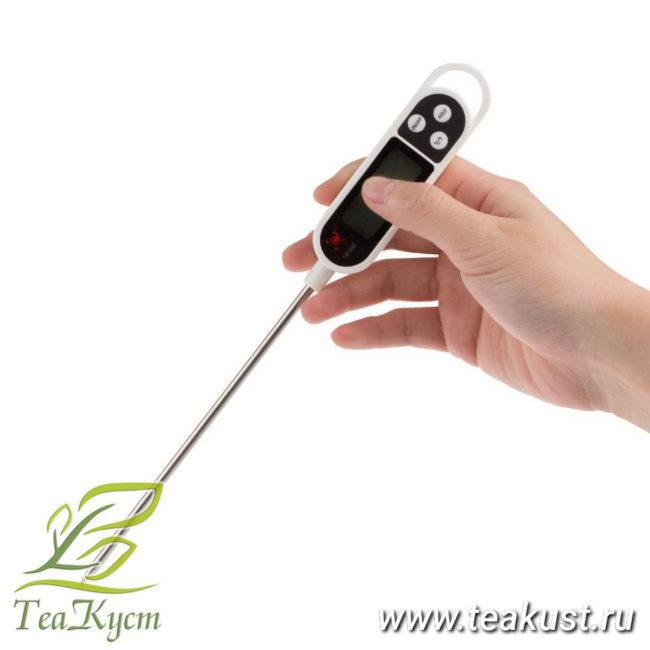 Цифровой градусник для чая, напитков и кухни TP300