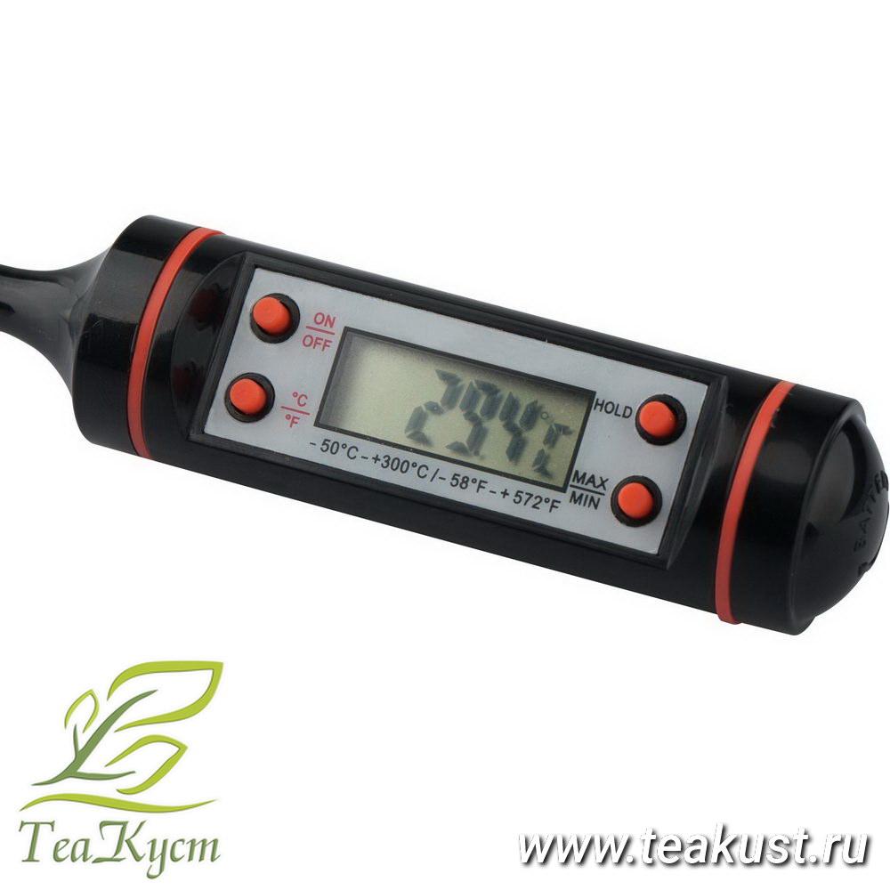 Дисплей цифрового термометра TP101