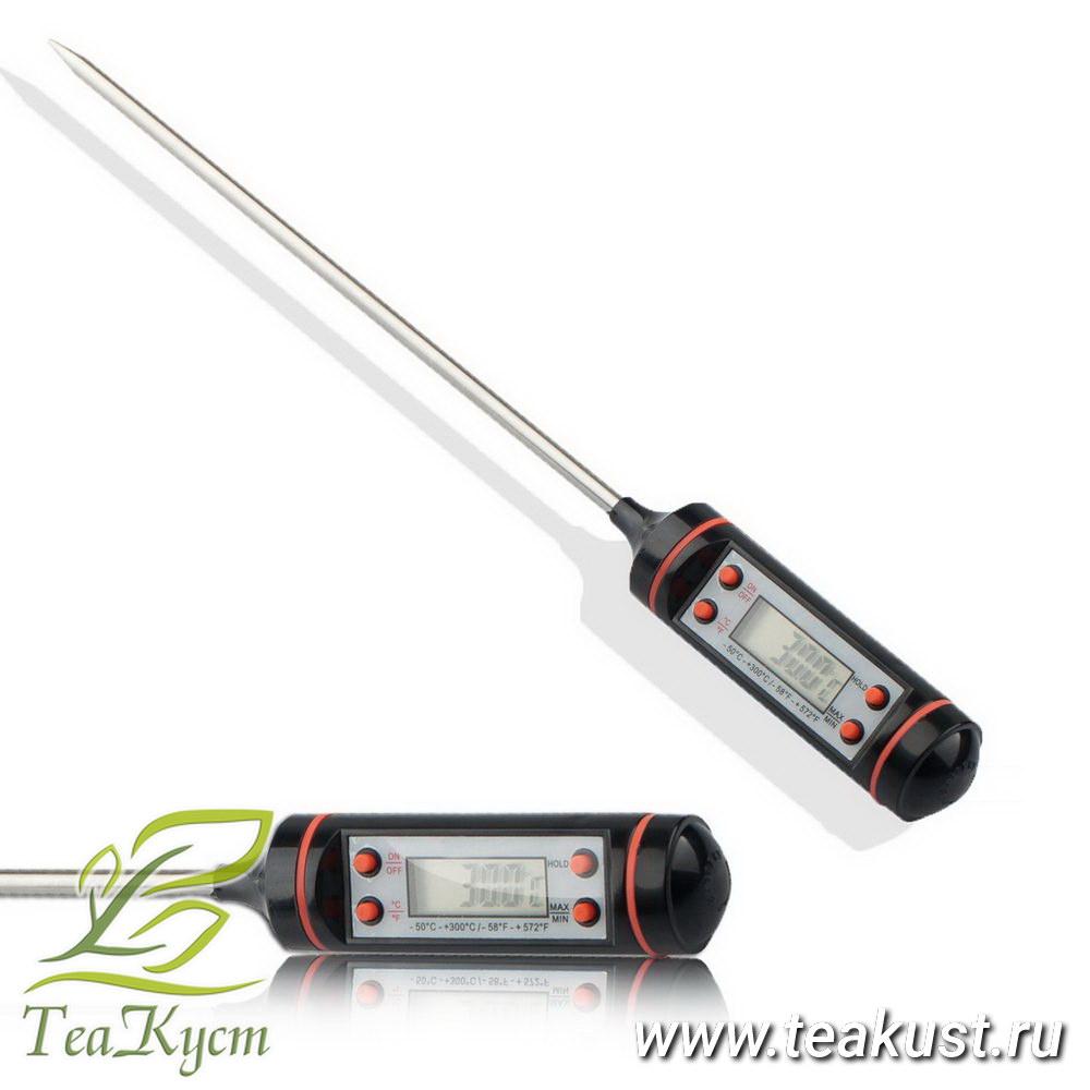 Цифровой термометр для чая, напитков и кухни TP101