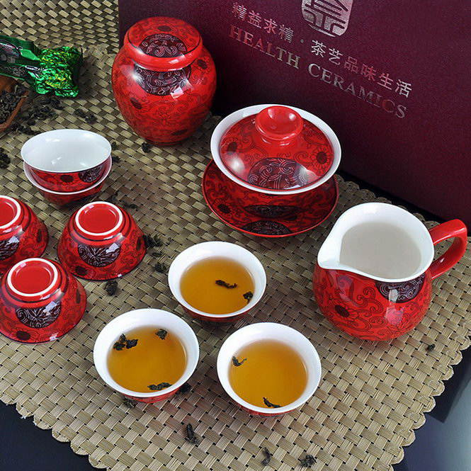 Чайная церемония в стиле Пин Ча