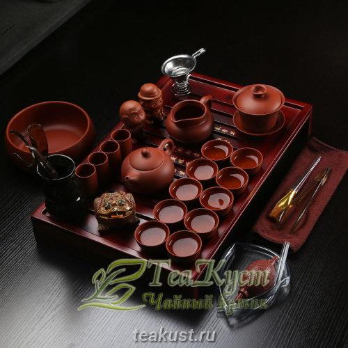 "Китайский набор для церемонии Кунг-Фу Ча ""Император Династии Мин"""