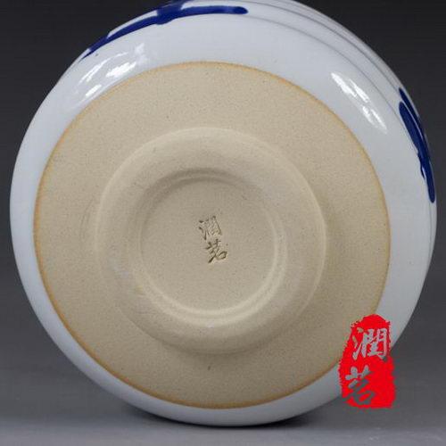 Чаша для чая ручной работы Японская мудрость