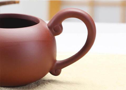 Чайный сервиз Цинь Шихуанди - Коричневый Ручка чахая