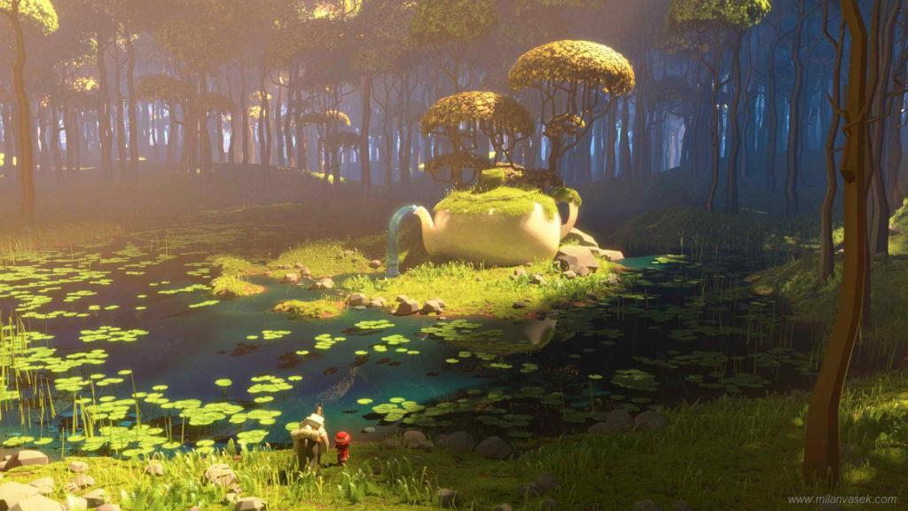 Maja-Lisa Kehlet Hansen - «Лесной чайник